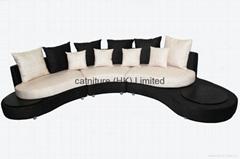 2014 elgant design conner sofa set living room furniture set