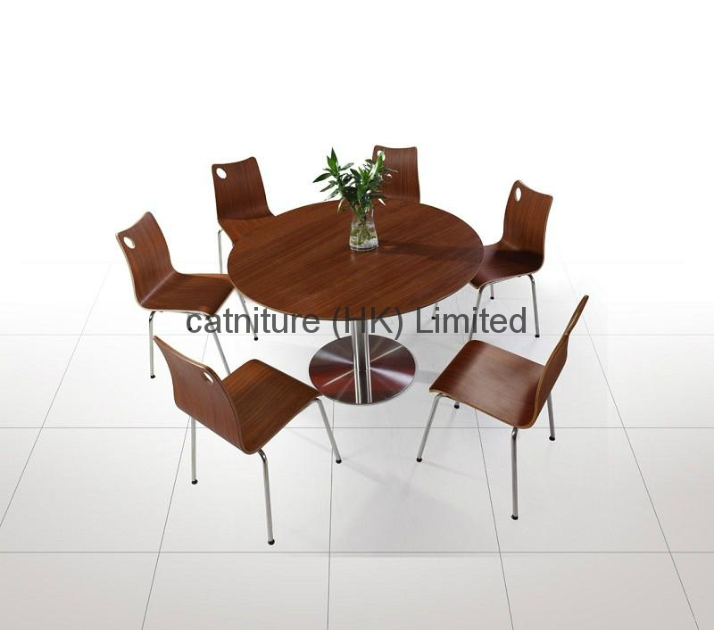 2014 Dining Room dining table and chair furniture set 4