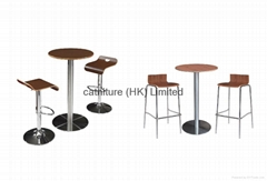 2014 indoor and outdoor bar counter and barstool