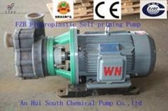 FZB Full F46/PFA Self-Priming Centrifugal Pump