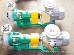 FSB Fluoroplastic Centrifugal Pump Acid Pickling Pump