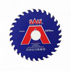 T.C.T. Saw blade alloy material saw blade for cutting plastic and wood