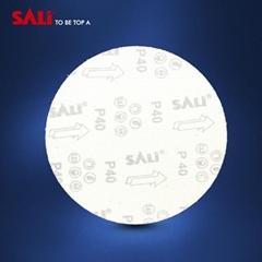 "4"" Alumina Oxide velcro disc abrasive tools"