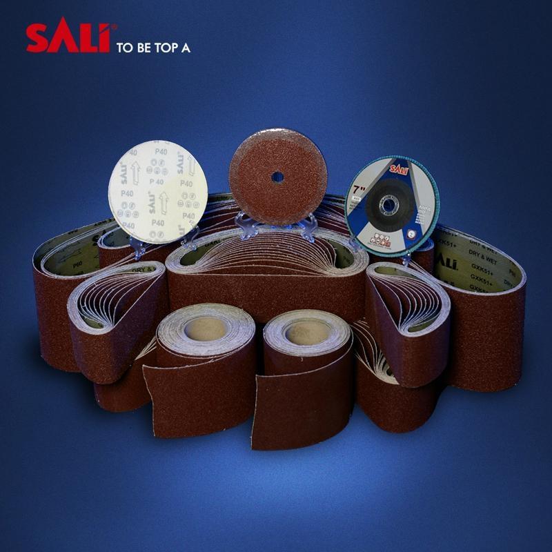 "4"" Alumina Oxide fiber disc abrasive tools 2"