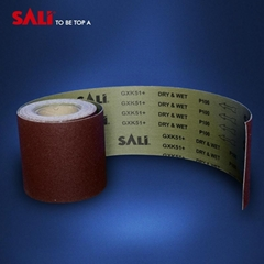 Hard Gauze Roll X weight sand rool abrasive tool