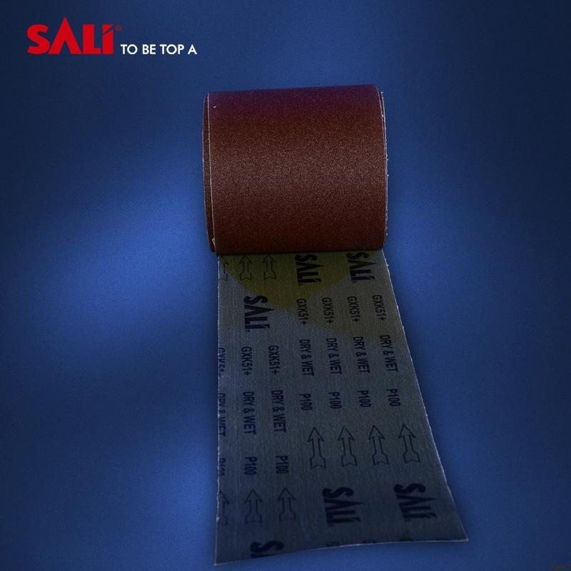 Soft Gauze Roll J weight  sand rool abrasive tool 2