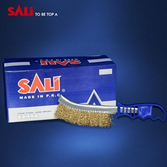 knife wire brush and polishing wire brush