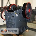 High Capacity Hot Sale Jaw Crusher for Quarrying and Mining
