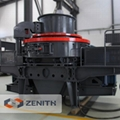 High Capacity Deep Rotor Vertical Shaft Impact Crusher for Quarrying and Mining