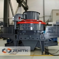 High Capacity Deep Rotor Vertical Shaft Impact Crusher for Quarrying and Mining 3