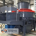 High Capacity Deep Rotor Vertical Shaft Impact Crusher for Quarrying and Mining 4