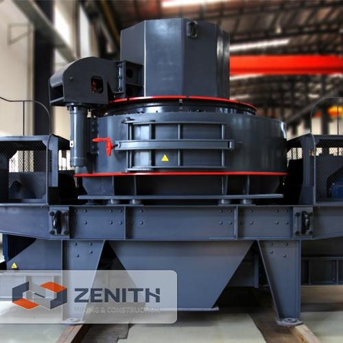 High Capacity Deep Rotor Vertical Shaft Impact Crusher for Quarrying and Mining 5