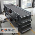 Low Cost High Capacity Vibrating Screen for Mining and Quarrying