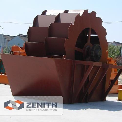 Low Price High Quality Sand Washing Machine for Construction Sand 2