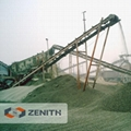 High Capacity Low Cost Belt Conveyor for Mining and Quarrying