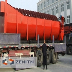 High Capacity Low Price Spiral Classifier  for Mining