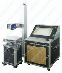 光纤激光打标机最先进的激光设备
