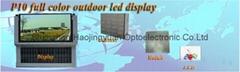 P10 outdoor Rental LED Display
