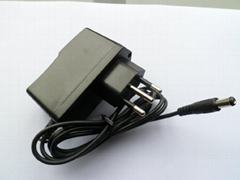 EU UK AU US plug AC DC 12V 1A Power Supply
