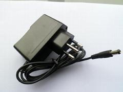 EU UK AU US plug AC DC 12V 1A Switching Power Supply