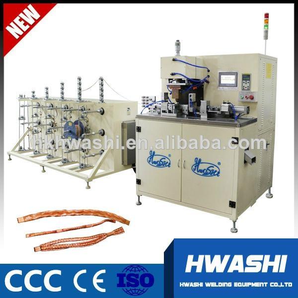 wire shearing machine