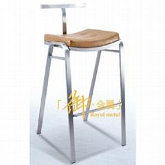 KTV工程不鏽鋼吧椅子