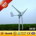 China Manufacturer of Wind Generator-3kw