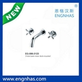EG-086-3123 Engnhas two handles in wall