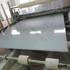 high gloss artificial marble quartz stone