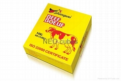 NEW ARRIVE Hot sales Africa food 10g bouillon cubes
