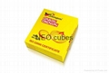 Hot sales 10g Seasoning cube for African