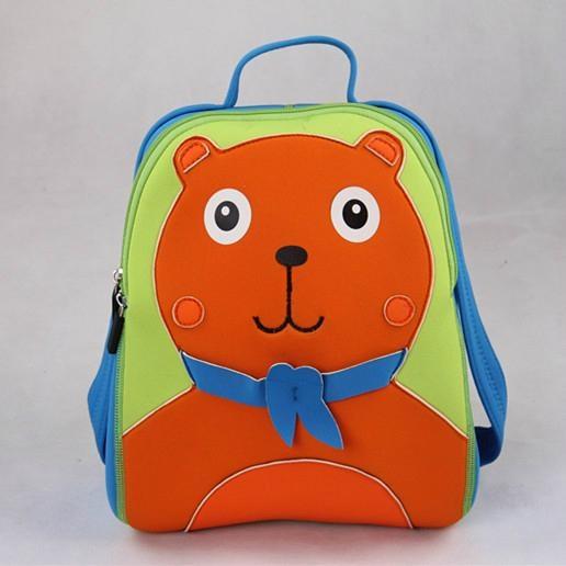 小熊潛水料儿童書包 3
