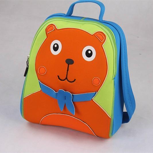 小熊潛水料儿童書包 5