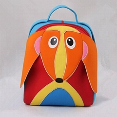 Neoprene children school bag