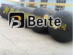 The Chinese Pneumatic rubber fenders is global popular ship rubber fender produc