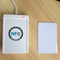 ACR122U ISO14443 Type A and B NFC Reader