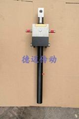 SJA10小型方箱螺旋升降机