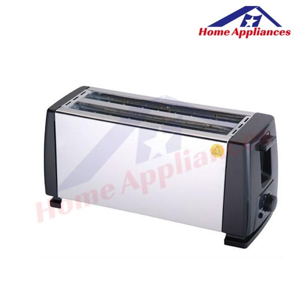 stainless steel 4 slice toaster with A13 1