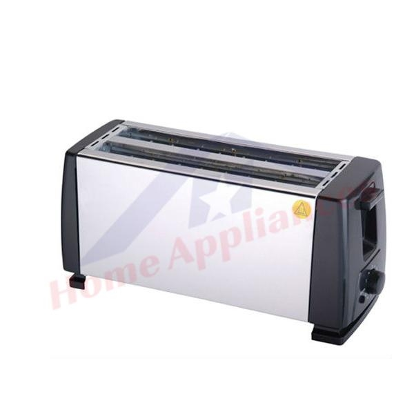 stainless steel 4 slice toaster with A13 2