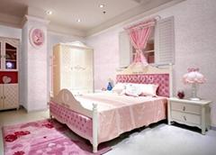 ECO decorative materials--Rainbow wallcovering