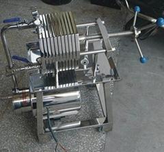 不鏽鋼壓濾機