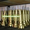 DTH  blast hole drill bit