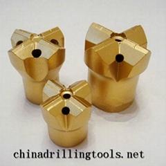 Tapered Drilling Tools Cross Bit