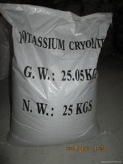 氟 铝 酸 钾