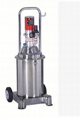 Grease pump AS-1 NEW MODEL