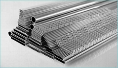 high frequency welded aluminium tubes for radiators