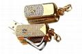 swivel jewelry usb flash drive