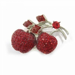 Fruit  shap usb flash drive for gift