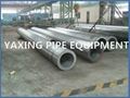 steel pipe grinding machine for used tube surface grind 2