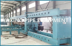 hydrostatic testing machine for steel pipes pressure